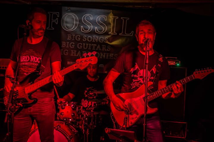 Fossil - UK Live Rock Band